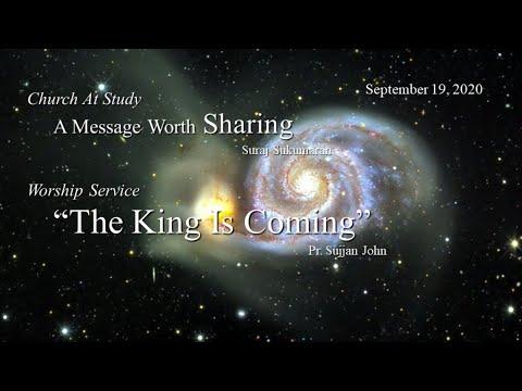 Church Svc. Sept. 19, 2020