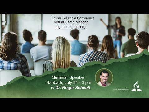 """Seminar: Dr. Roger Seheult """"The Role of the Medica…"""