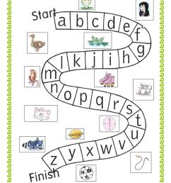 abc game - English ESL Worksheets for distance learning and physical  classrooms [ 1079 x 763 Pixel ]