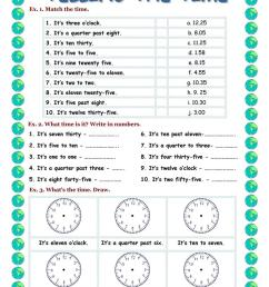 TELLING THE TIME - English ESL Worksheets for distance learning and  physical classrooms [ 1079 x 763 Pixel ]