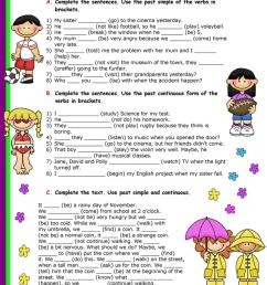 Past Simple vs. Past Continuous. - English ESL Worksheets for distance  learning and physical classrooms [ 1079 x 763 Pixel ]