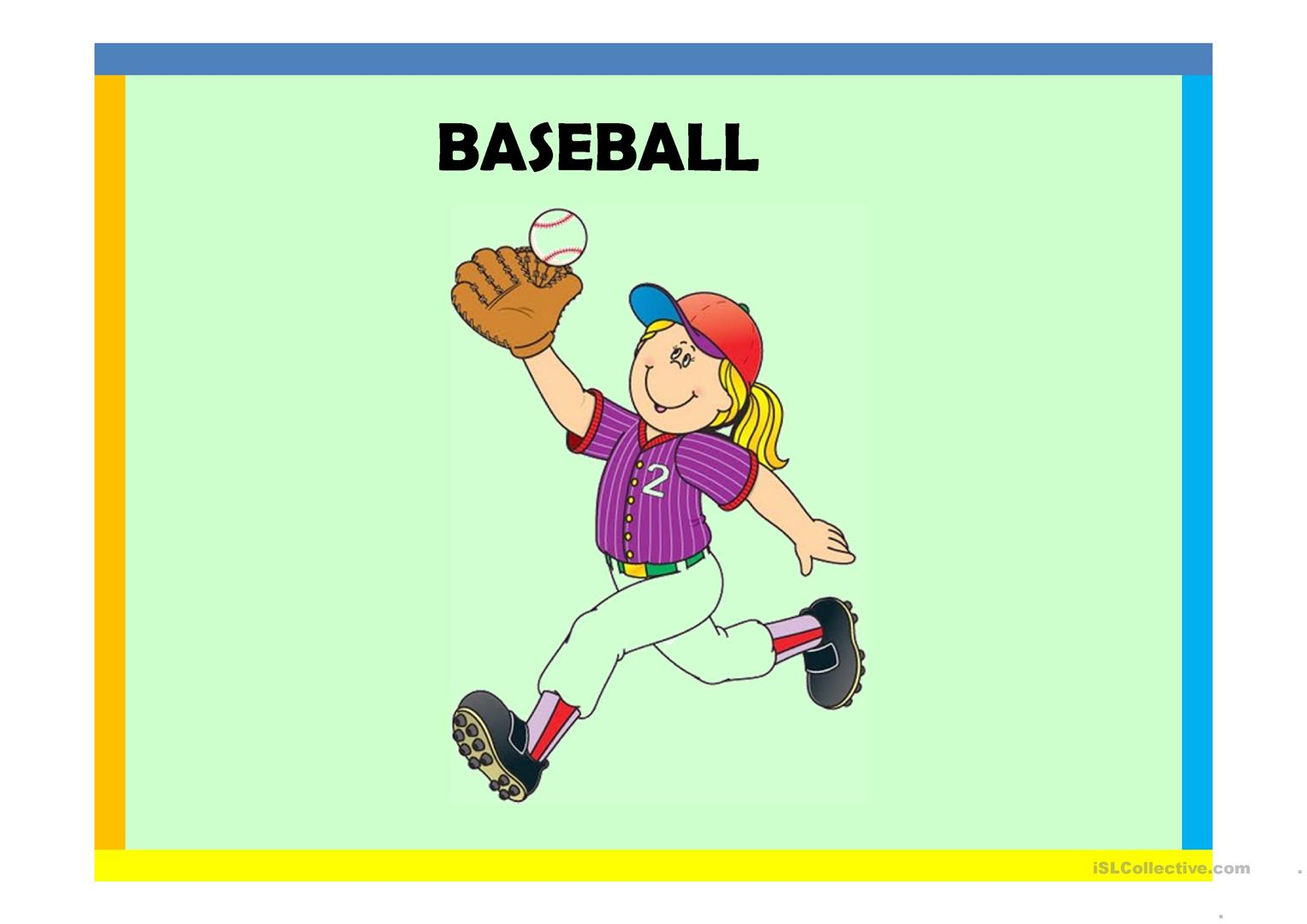 Sports Worksheet