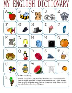 My english alphabet also free esl worksheets rh enlcollective