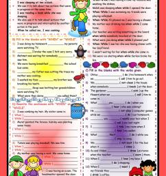 English ESL past continuous worksheets - Most downloaded (509 Results) [ 1079 x 763 Pixel ]