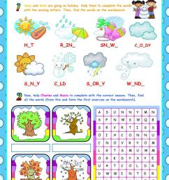 English ESL Weather worksheets - Most downloaded (563 Results) [ 1079 x 763 Pixel ]