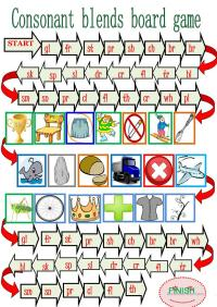 worksheet. Consonant Blend Worksheets. Worksheet Fun