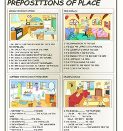 English ESL Prepositions of place worksheets - Most downloaded (617 Results) [ 1079 x 763 Pixel ]