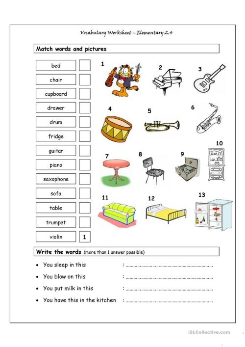 small resolution of English ESL Music worksheets - Most downloaded (423 Results)