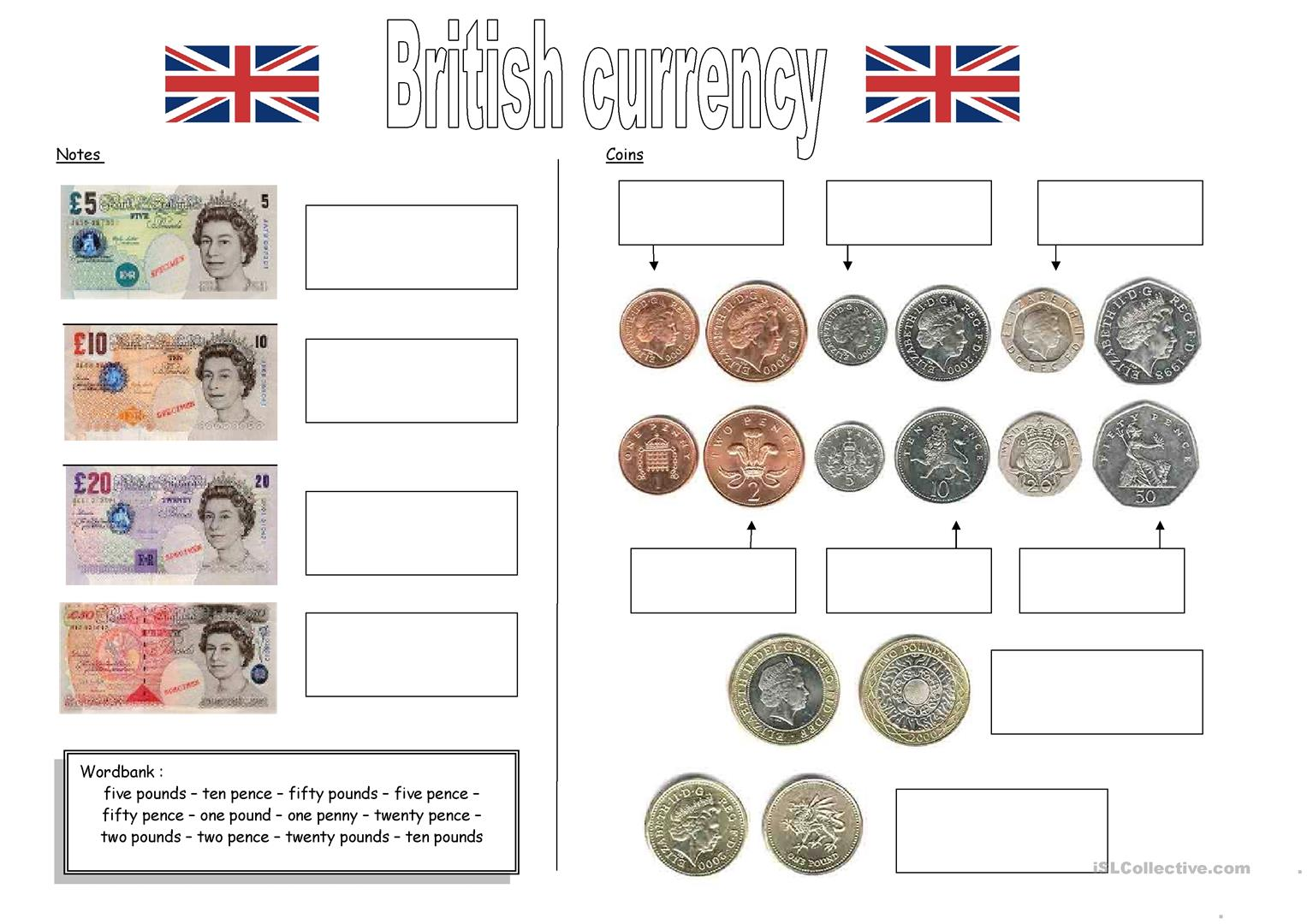 hight resolution of Esl Money Worksheets   Printable Worksheets and Activities for Teachers