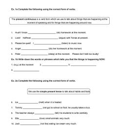 Tenses Worksheet for Grade 3 - English ESL Worksheets for distance learning  and physical classrooms [ 1079 x 763 Pixel ]