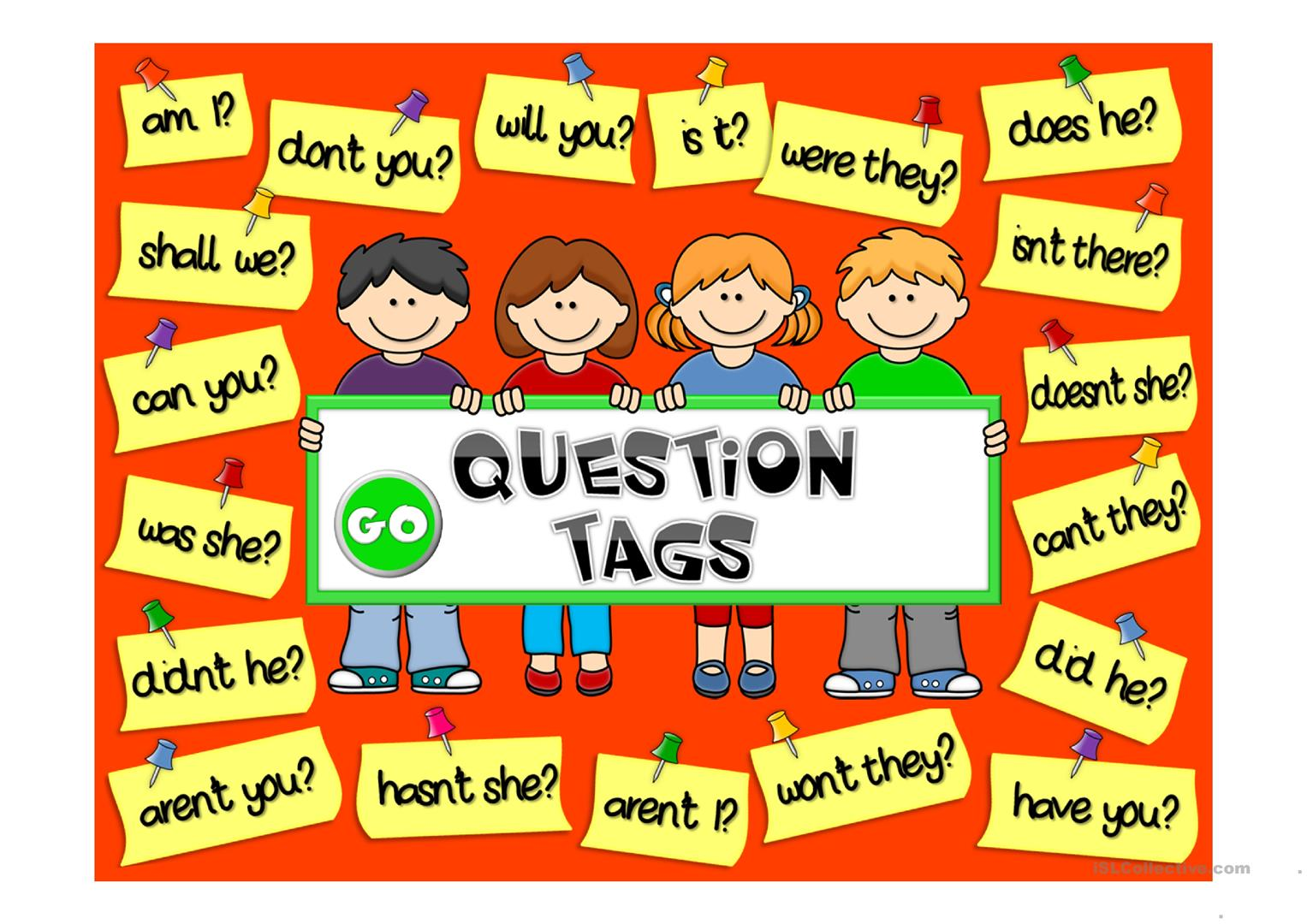 Qustion Tags