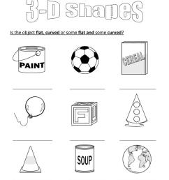 3D shapes - English ESL Worksheets for distance learning and physical  classrooms [ 1079 x 763 Pixel ]