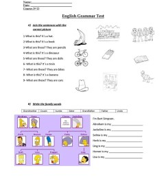 3rd grade evaluation - English ESL Worksheets for distance learning and  physical classrooms [ 1079 x 763 Pixel ]