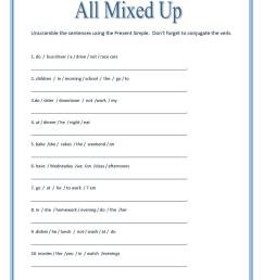 English ESL unscramble worksheets - Most downloaded (54 Results) [ 1079 x 763 Pixel ]