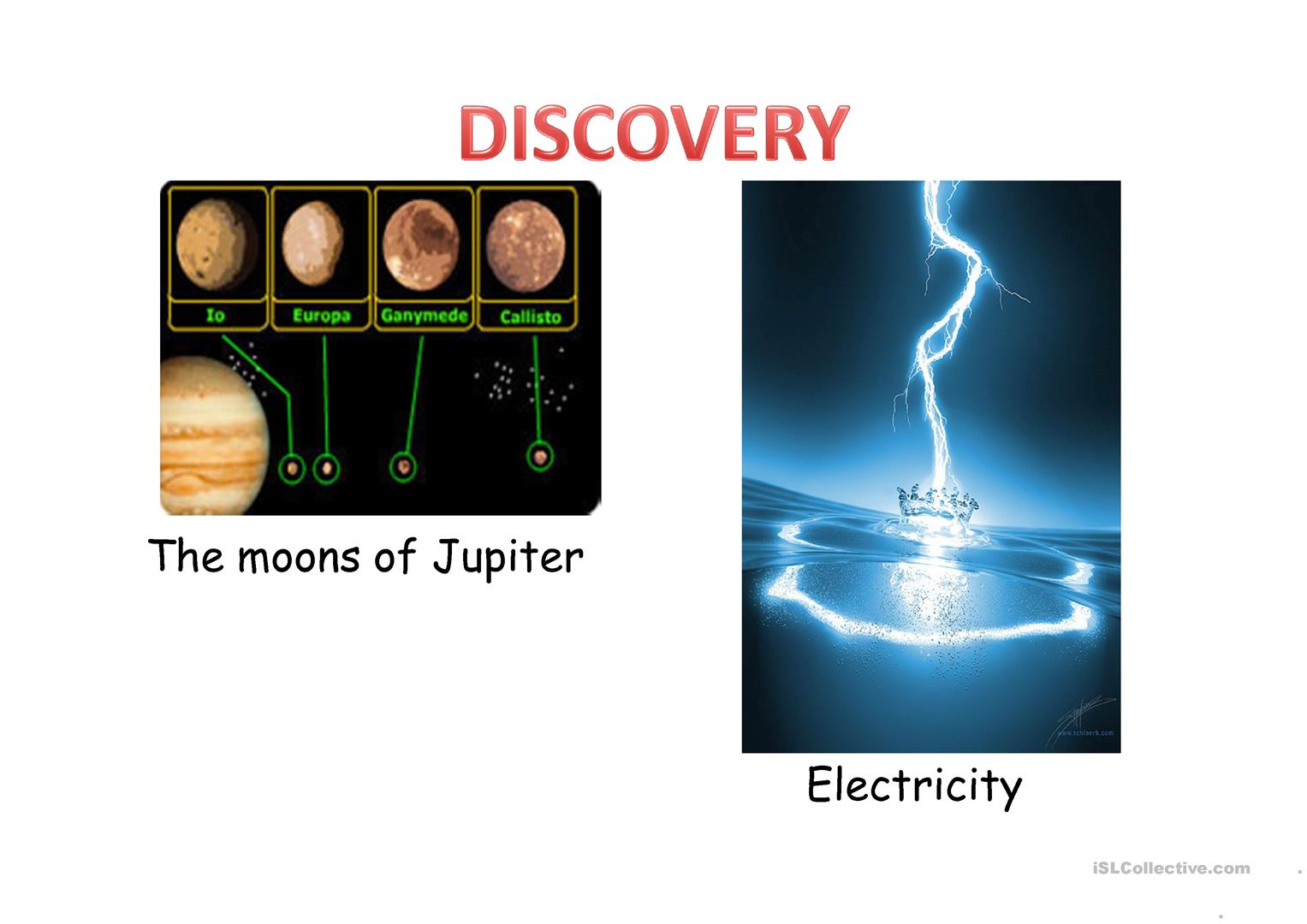 Discovery And Inventions Worksheet