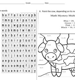 puzzle and painting - English ESL Worksheets for distance learning and  physical classrooms [ 1080 x 1778 Pixel ]