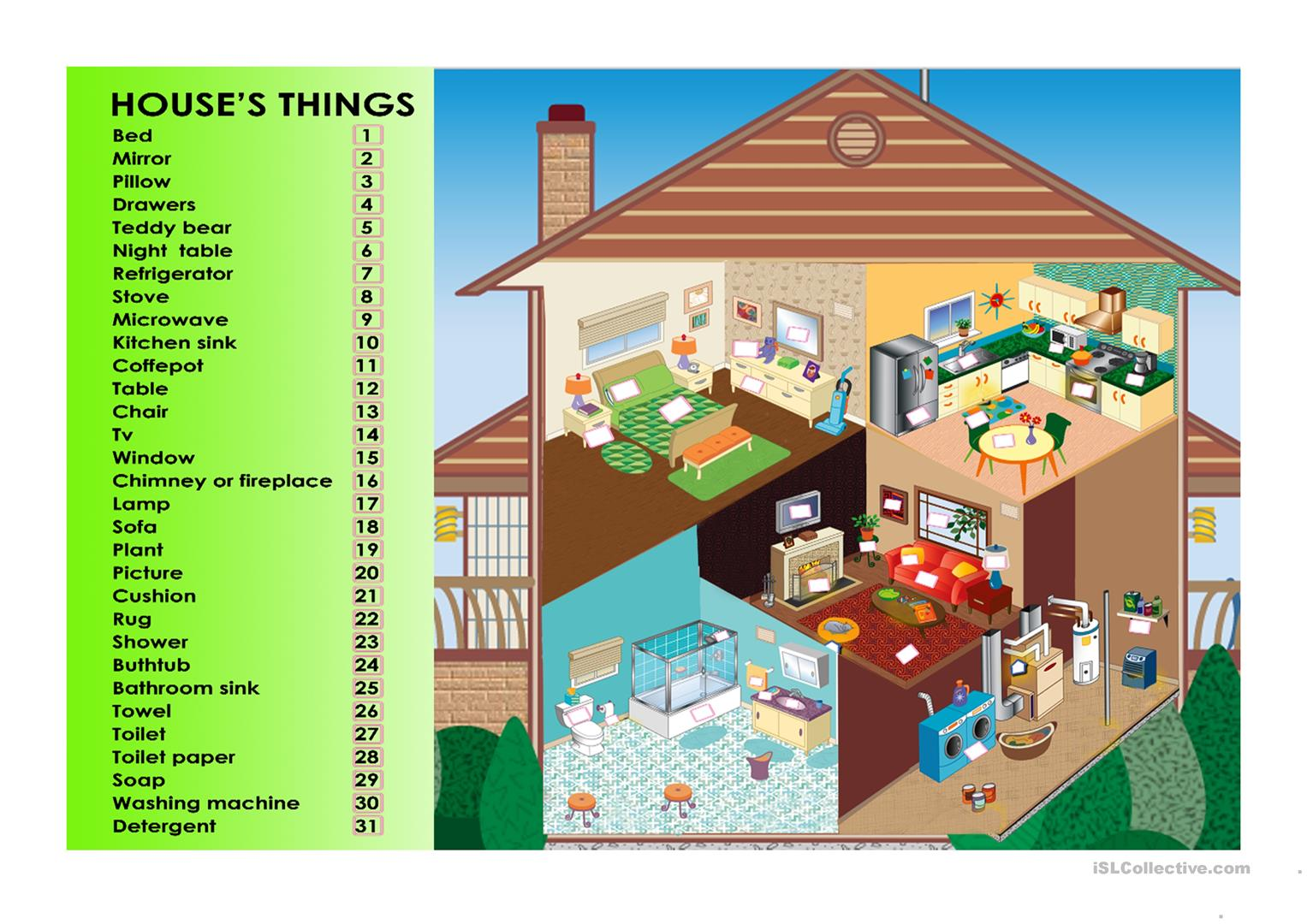 House S Things