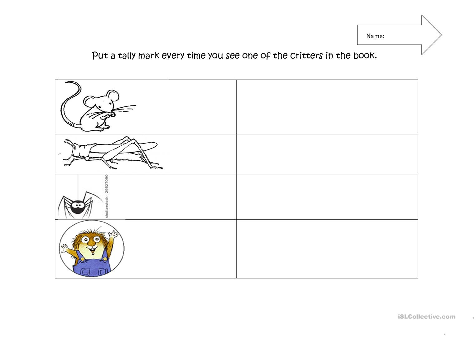 Create Worksheet
