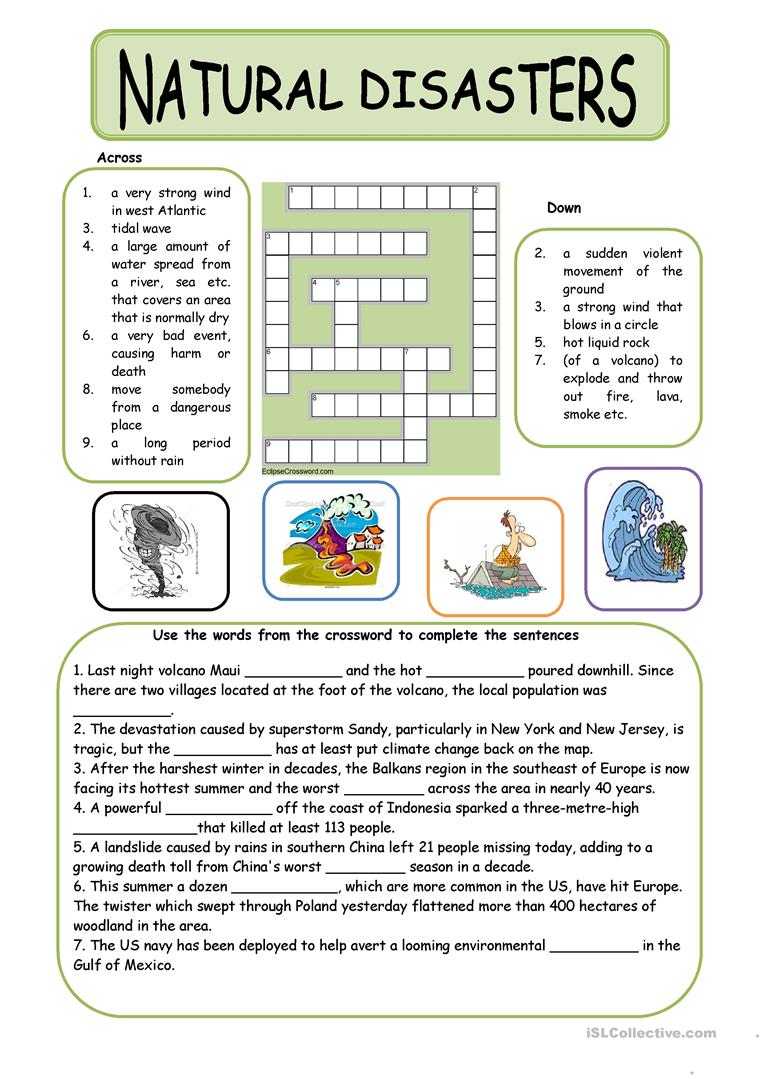 medium resolution of English ESL nature worksheets - Most downloaded (93 Results)