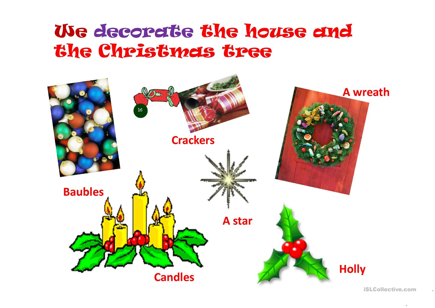 Christmas Prepositions Worksheet Merry Christmas And