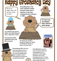 English ESL groundhog day worksheets - Most downloaded (10 Results) [ 1079 x 763 Pixel ]