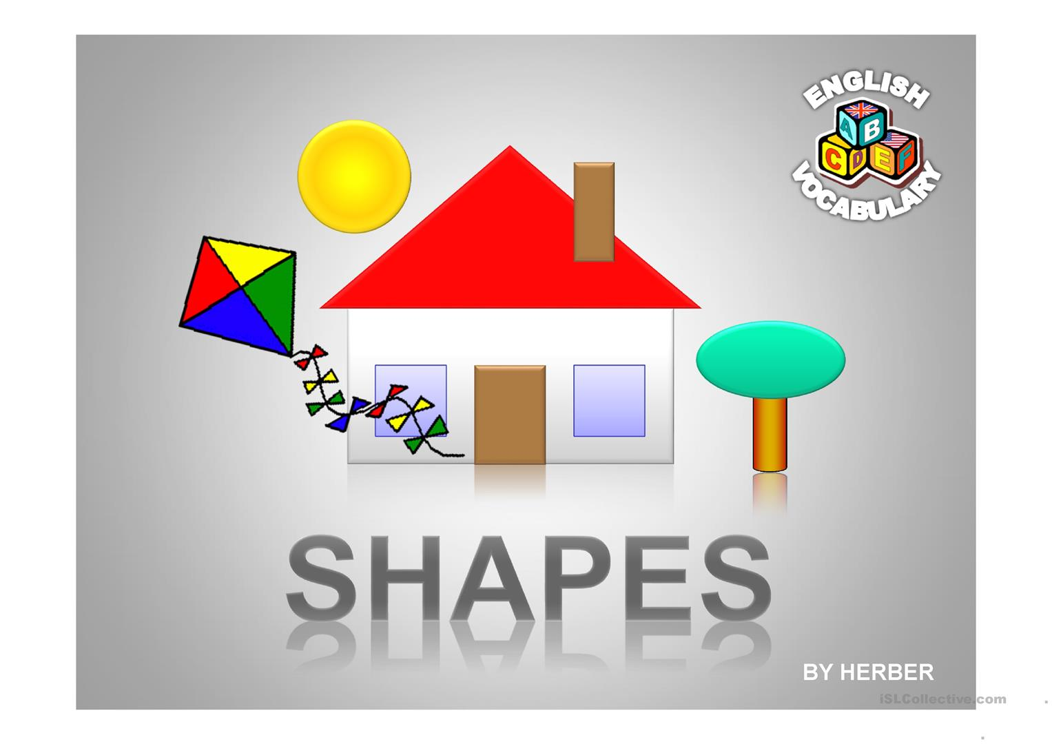 Shapes Ppt Worksheet