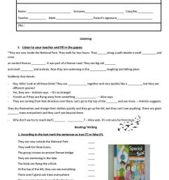 test 6th grade - English ESL Worksheets for distance learning and physical  classrooms [ 1079 x 763 Pixel ]