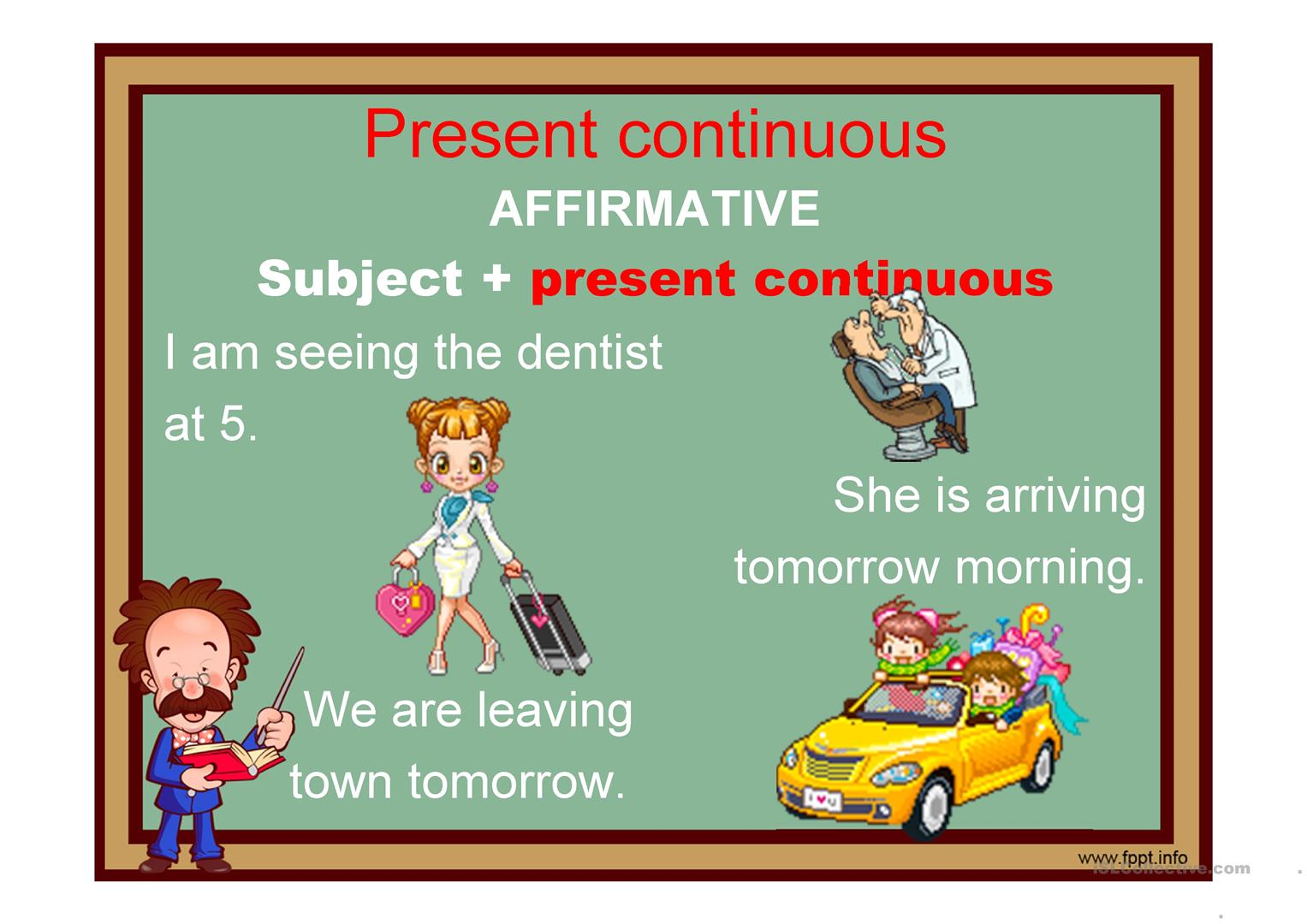 Future Tense Worksheet