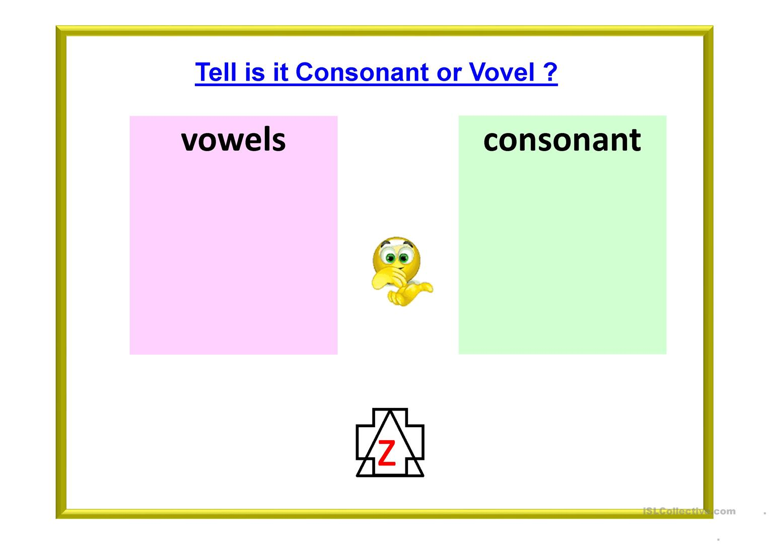Phonics Short Vowels A E I O U Worksheet