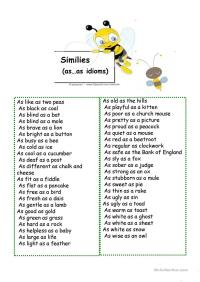 Idioms Worksheets For Middle School. Idioms. Best Free ...