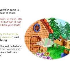 the three little pigs story worksheet free esl projectablechin diagram pig 18 [ 1527 x 1080 Pixel ]