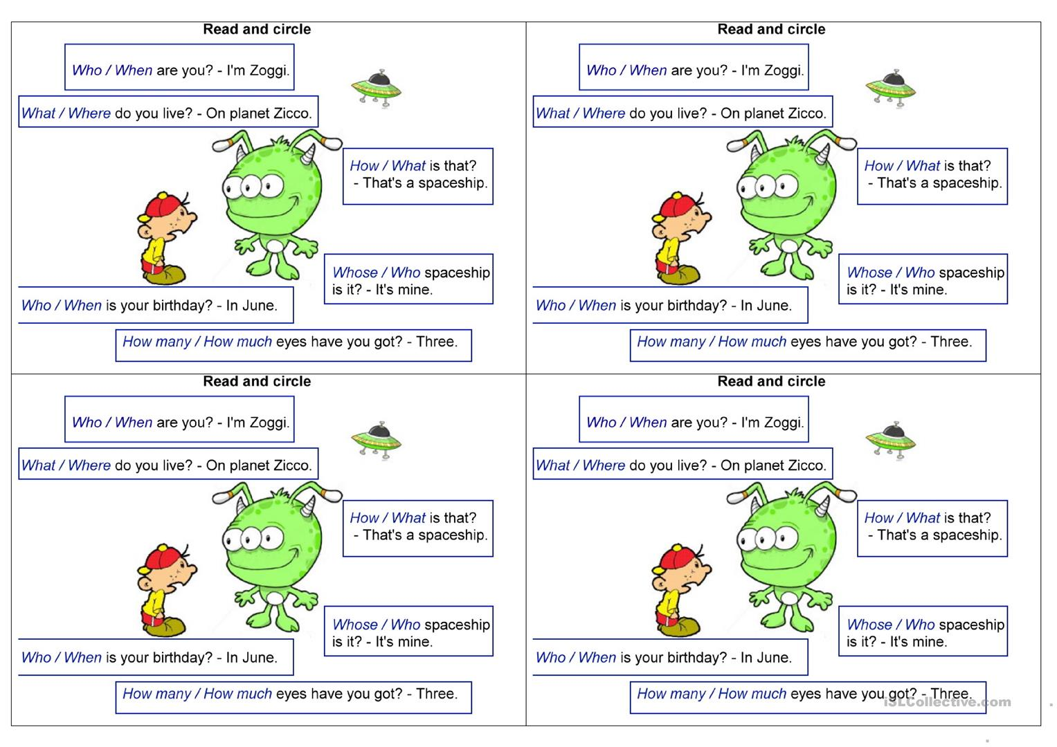 Wh Guestions Worksheet