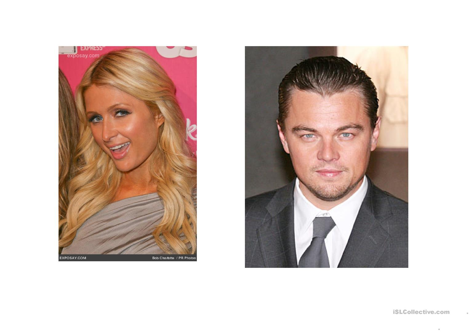 Famous People 2 Worksheet