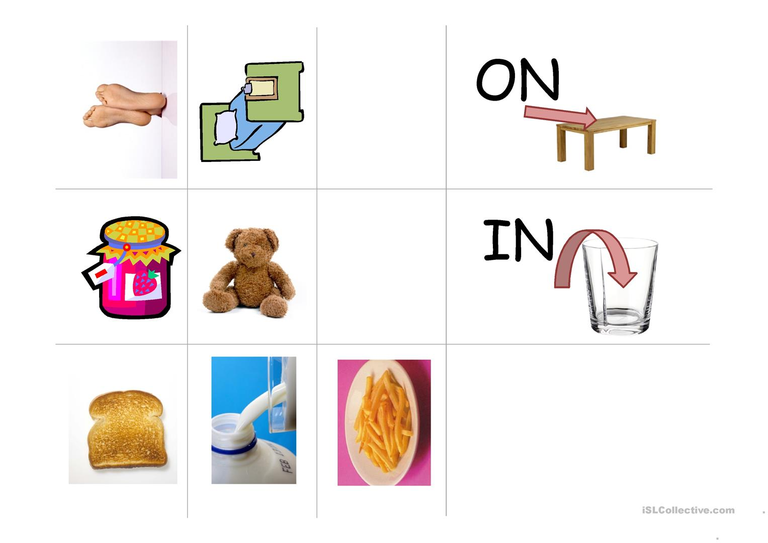 Flashcards For Ketchup On Your Cornflakes Worksheet