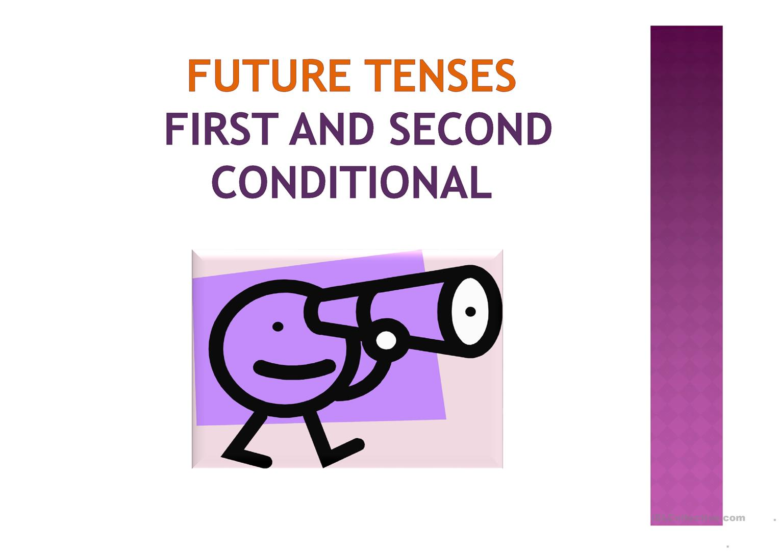 Future First And Second Conditional
