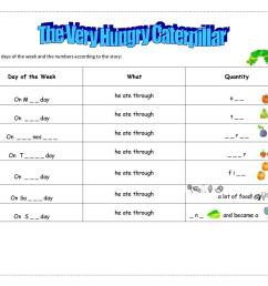 English ESL the very hungry caterpillar worksheets - Most downloaded (16  Results) [ 1080 x 1527 Pixel ]