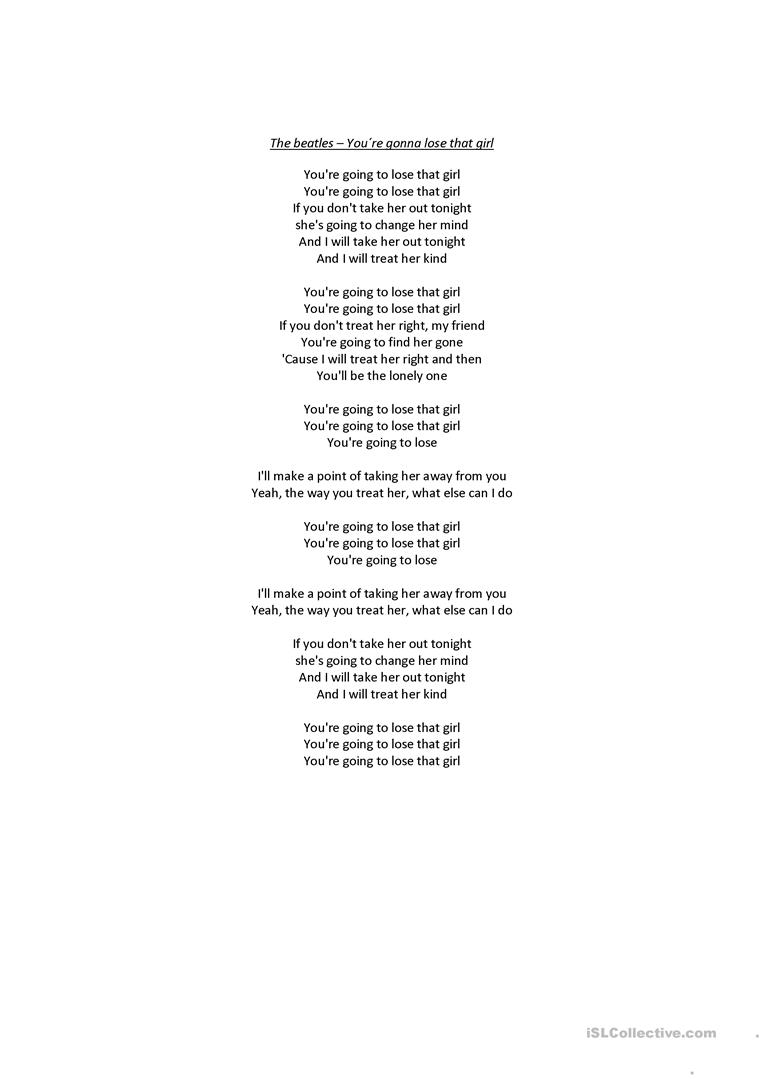 song by the beatles
