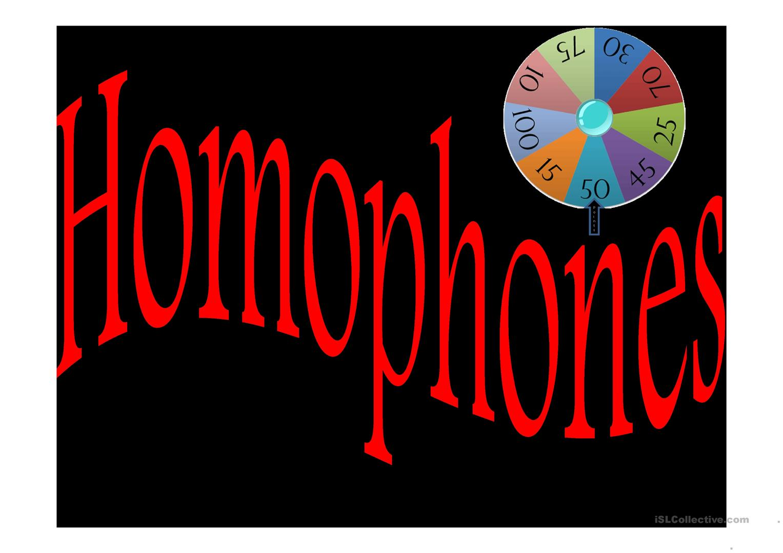 Homophones Worksheet Have Fun Teaching