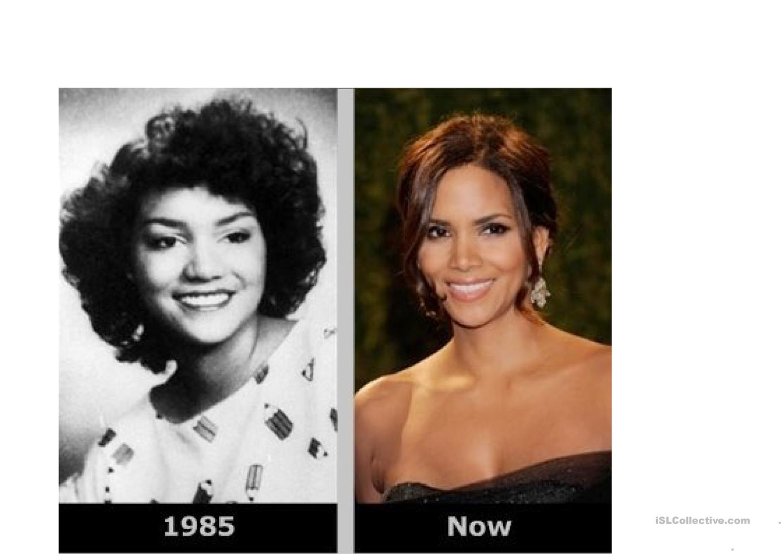 Then And Now Pictures