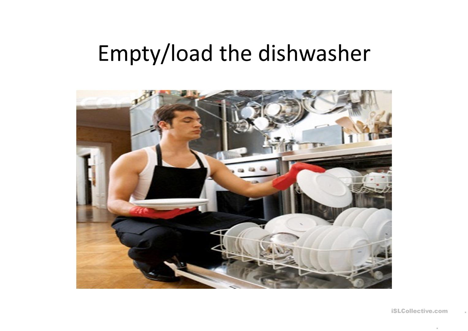 Let S Do Some Housework