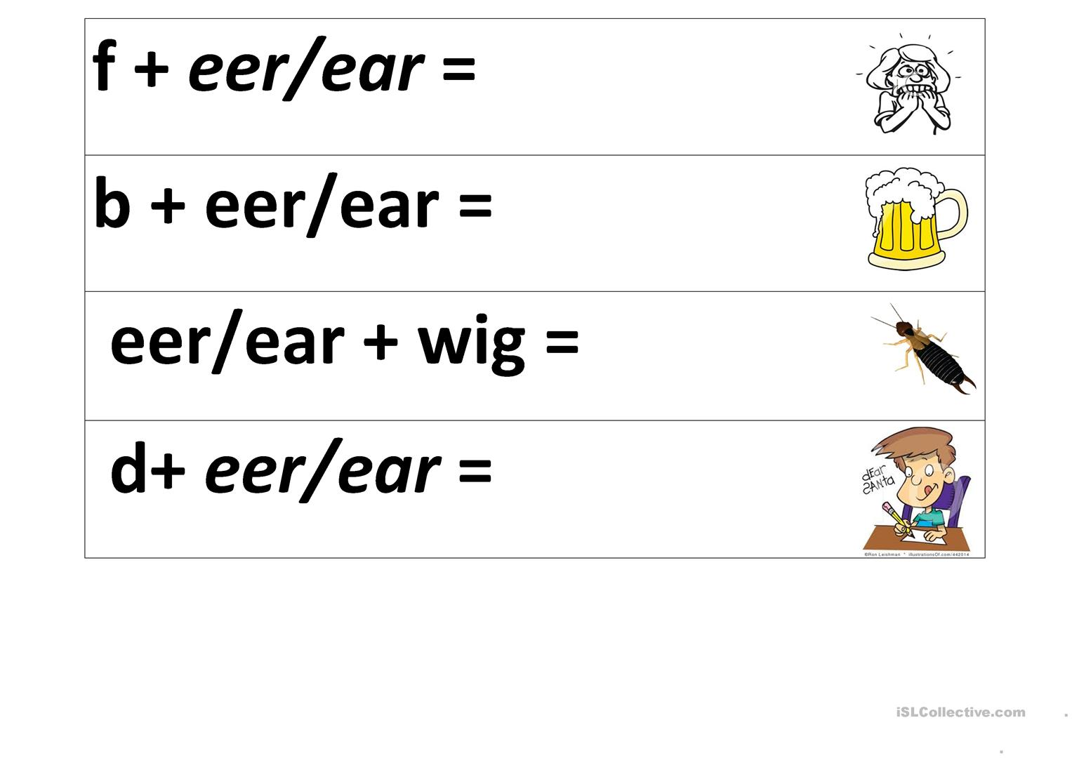 Eer Ear Sound