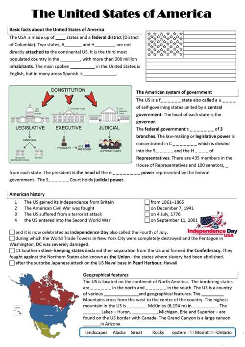 small resolution of United States History Worksheets Pdf - The Best Picture History