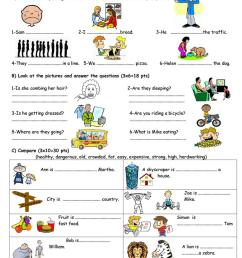 6th grade 2nd exam - English ESL Worksheets for distance learning and  physical classrooms [ 1079 x 763 Pixel ]