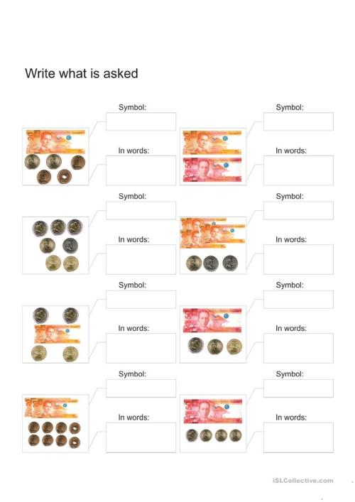 small resolution of philippine money 4 - English ESL Worksheets for distance learning and  physical classrooms