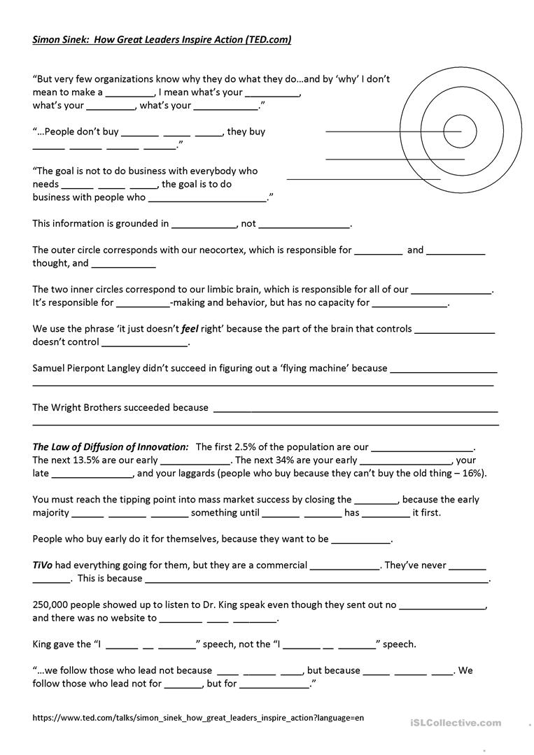 Start With Why Worksheet : start, worksheet, Start, Worksheet, Promotiontablecovers