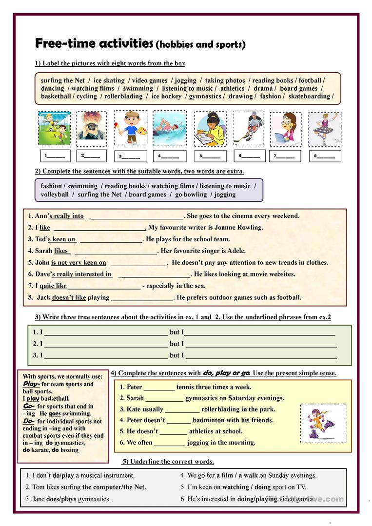 Free English Worksheets For Year 8   Top Worksheet