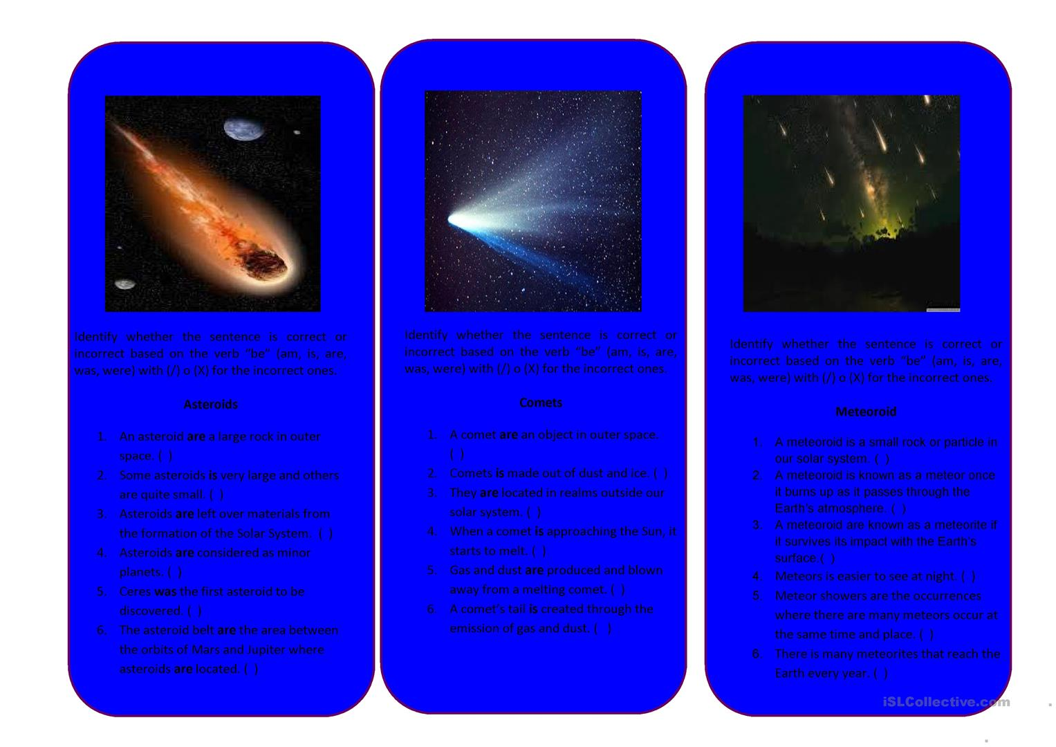 Outer Space Series