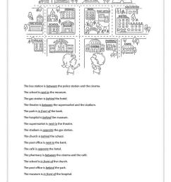 Prepositions of place - English ESL Worksheets for distance learning and  physical classrooms [ 1079 x 763 Pixel ]
