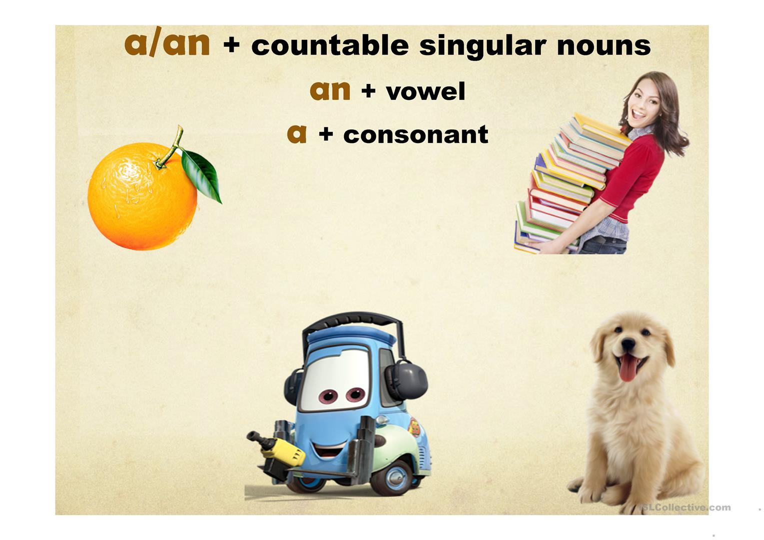Countable And Uncountable Nouns Quantifiers Worksheet