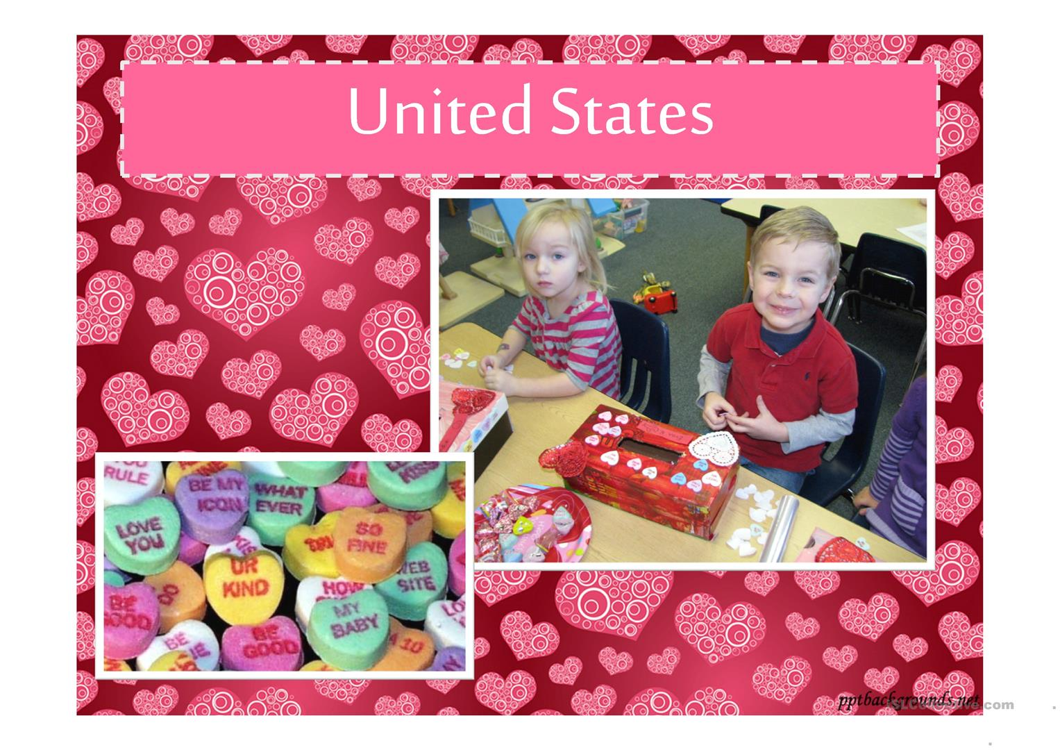 Valentine S Day Around The World Worksheet